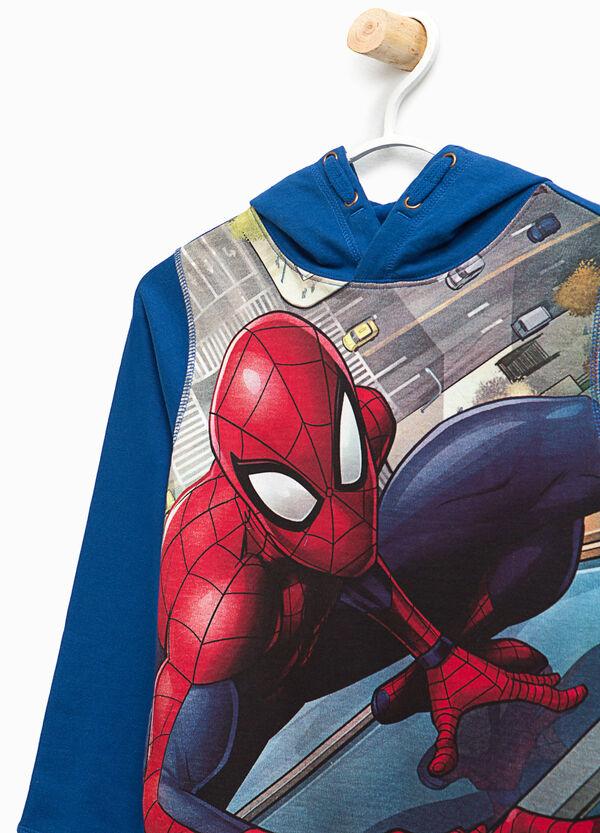 Maxi Spiderman print sweatshirt | OVS