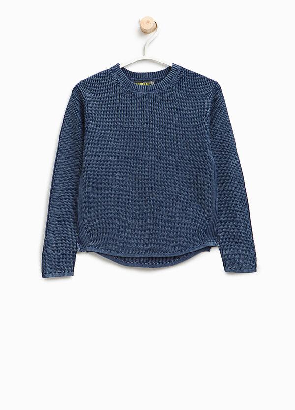 Pullover tricot in puro cotone | OVS