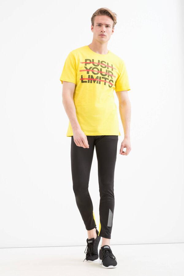 Stretch gym pants | OVS