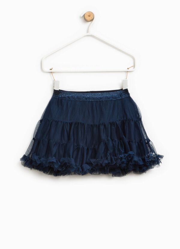 Gonna in tulle con volant | OVS
