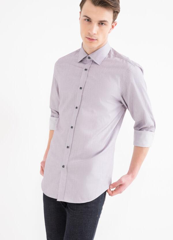 Camicia in puro cotone regular fit | OVS