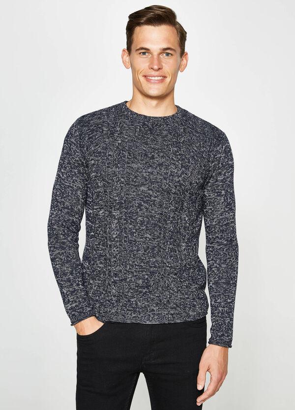 Pullover lavorato tricot mélange   OVS