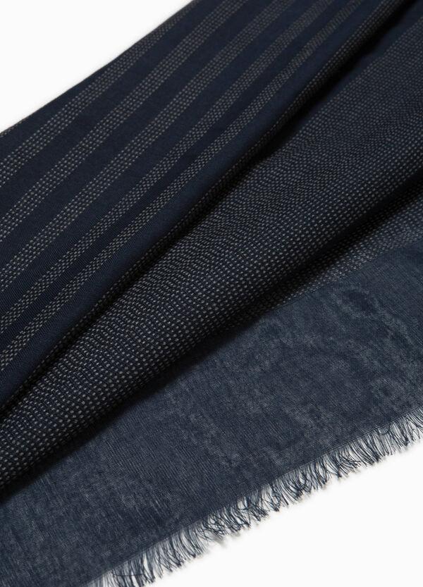 Striped scarf | OVS