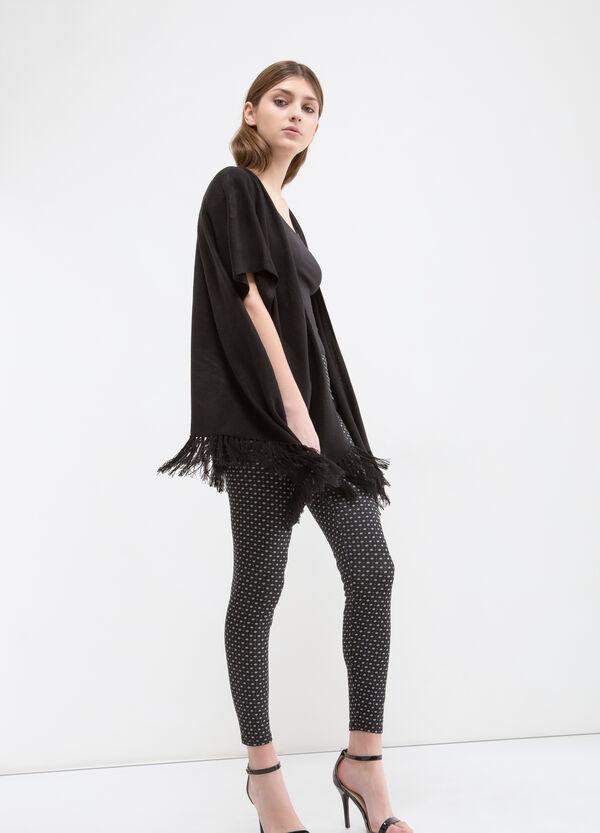 Leggings stretch floreali | OVS