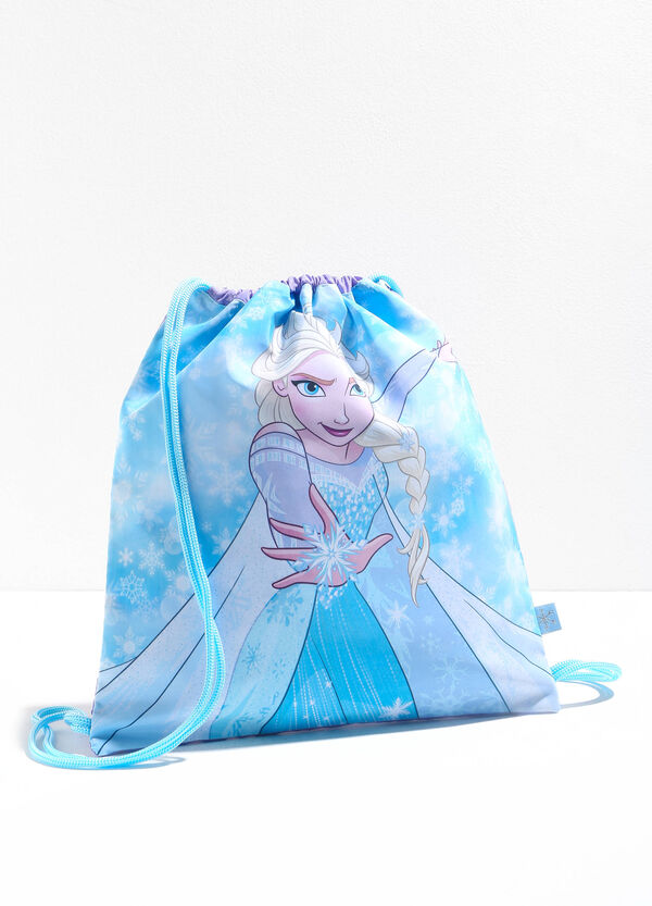 Bag with maxi Frozen print | OVS