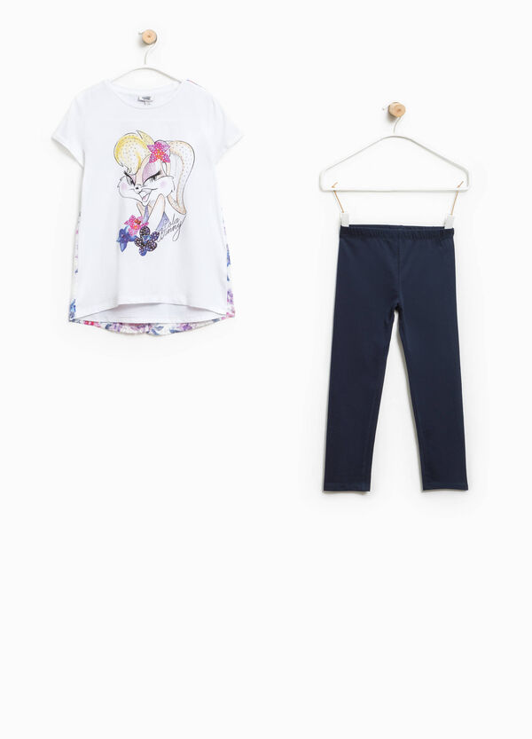 Lola Bunny print outfit | OVS