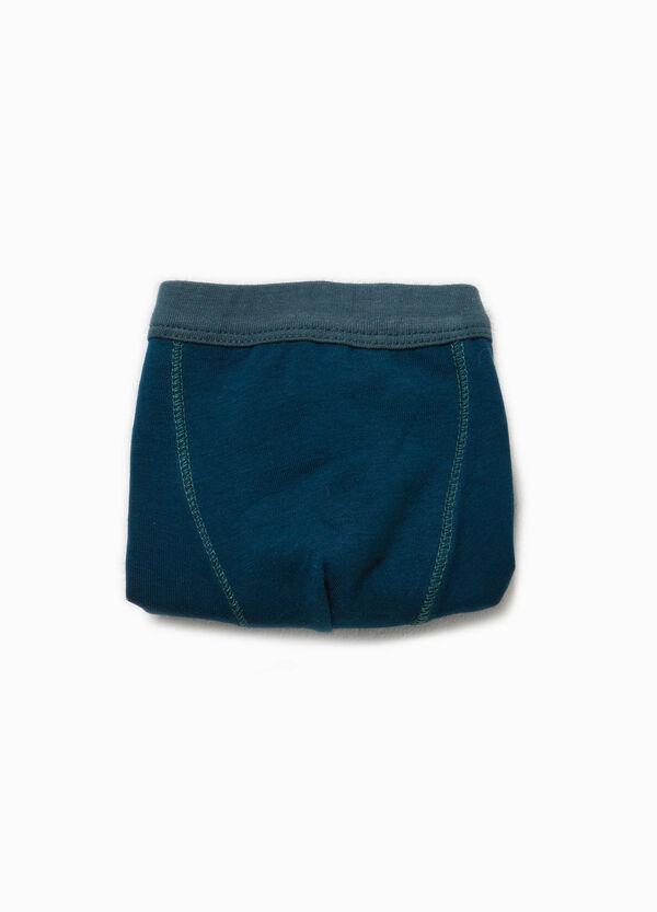 Boxer in cotone Better Cotton con stampa | OVS