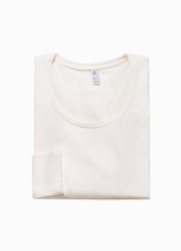 T-shirt intima in cotone tinta unita | OVS