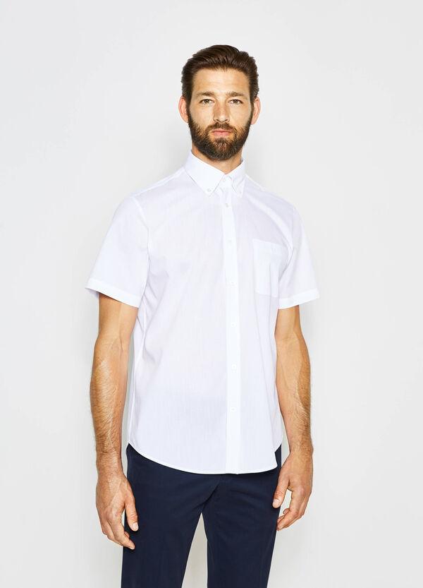 Camicia formale regular fit con taschino | OVS