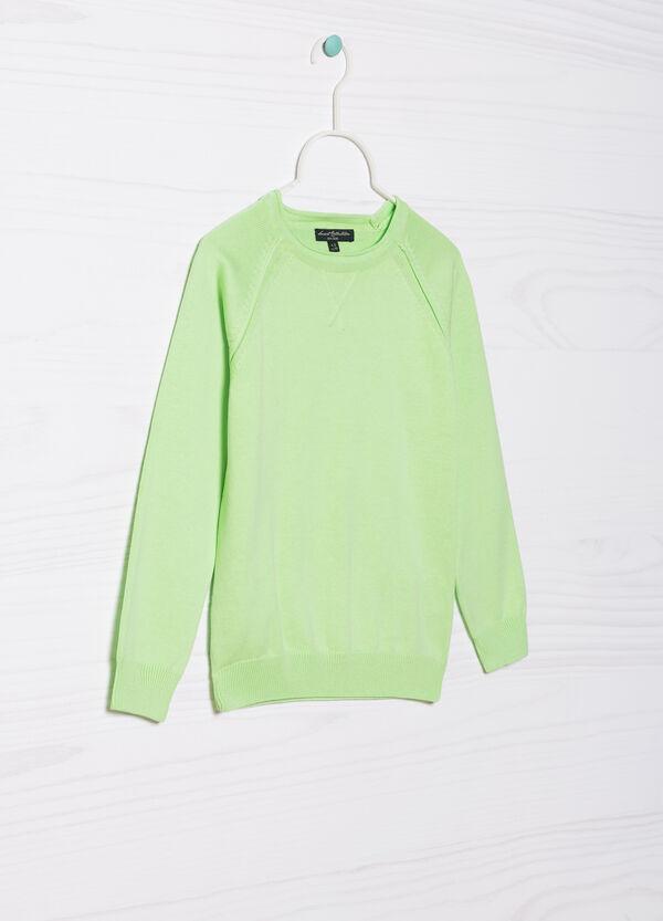 Pullover puro cotone tricot   OVS