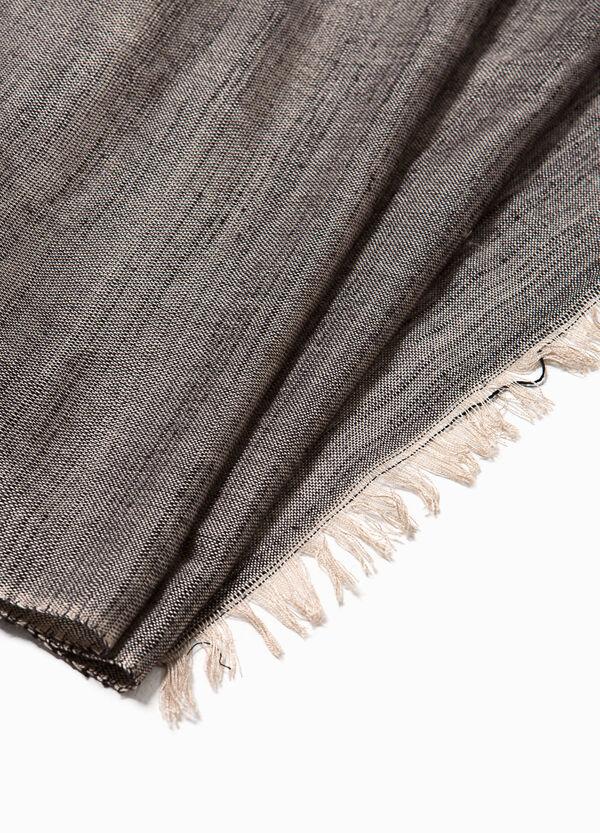 100% viscose mélange scarf | OVS