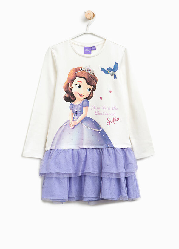 Sofia the First print dress | OVS