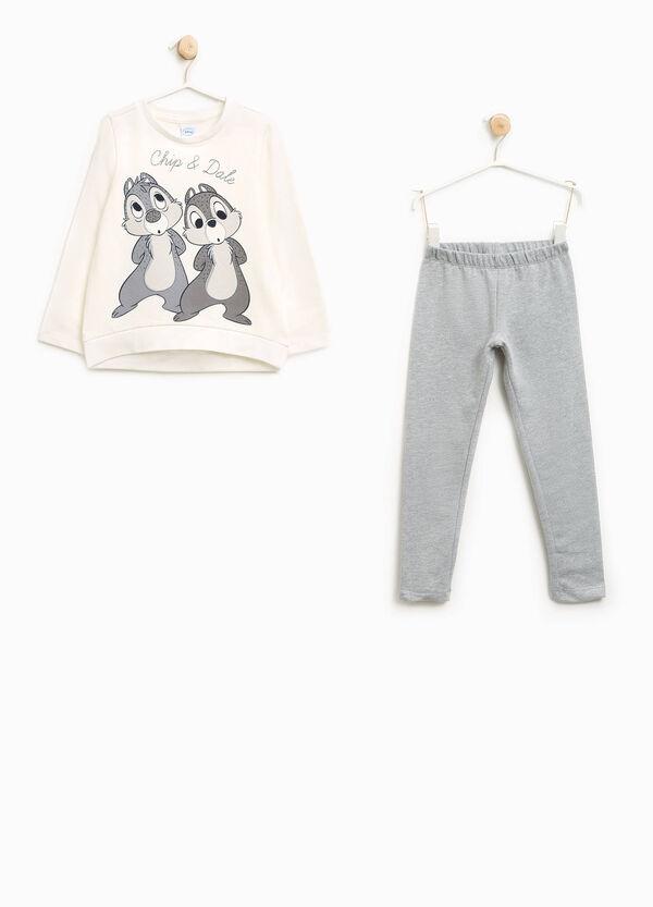 Completo t-shirt e pantaloni Cip & Ciop | OVS