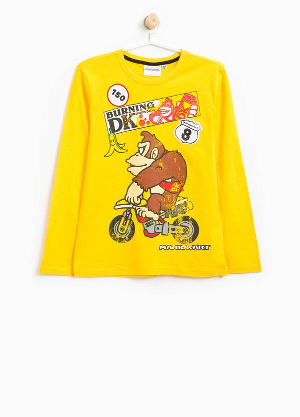 T-shirt in cotone stampata Super Mario | OVS