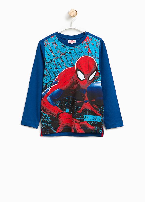 T-shirt in cotone stampata Spiderman | OVS