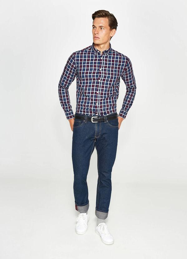 Camicia casual flanella leggera tartan | OVS