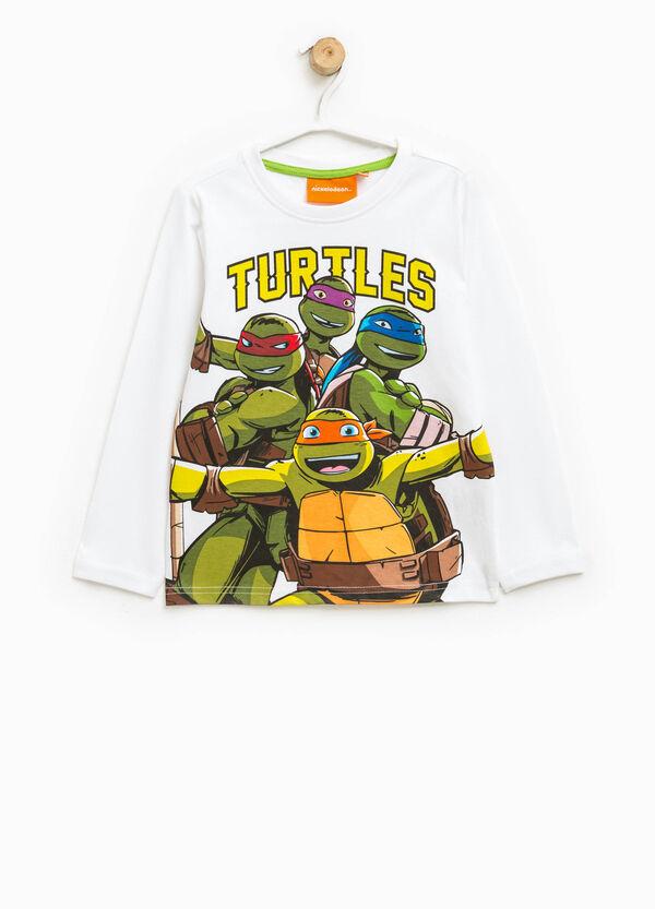 T-shirt with Teenage Mutant Ninja Turtle print   OVS