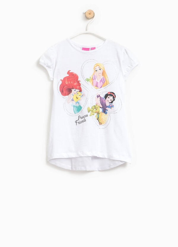 Disney Princess cotton T-shirt | OVS