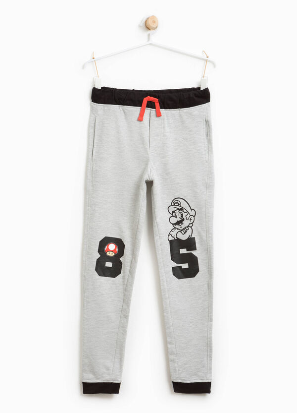 Super Mario joggers with drawstring | OVS