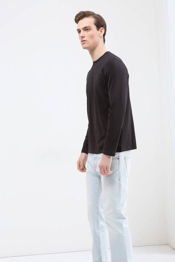 T-shirt girocollo puro cotone   OVS