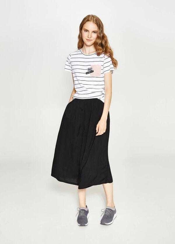 T-shirt in puro cotone | OVS
