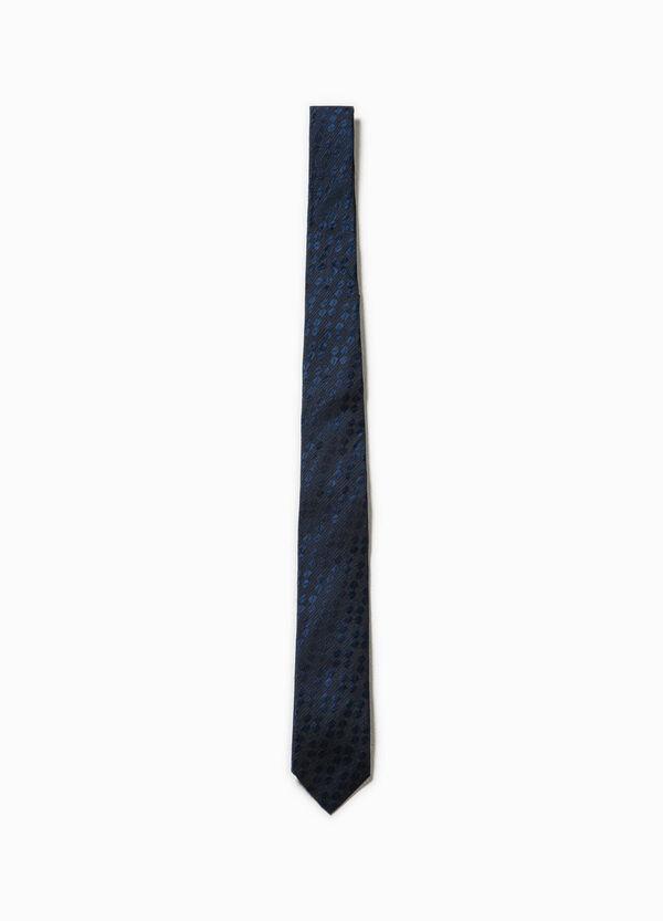 Cravatta in pura seta fantasia | OVS