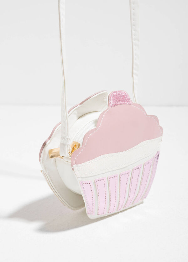 Cupcake-shaped shoulder bag | OVS