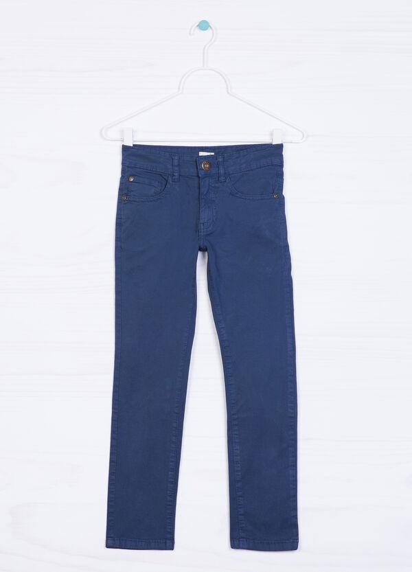 Pantaloni cinque tasche stretch | OVS