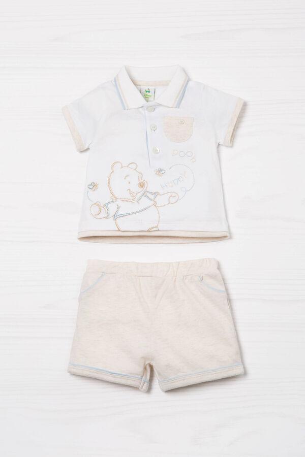Completo polo e pantaloncini Biocotton | OVS