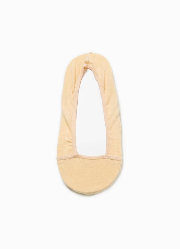 Calcetines invisibles en algodón elástico | OVS