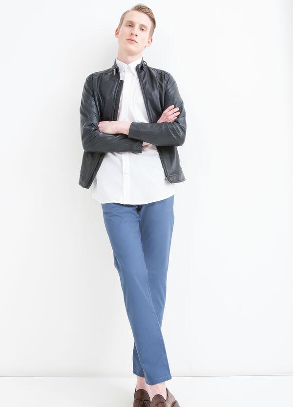 Camicia misto cotone regular fit | OVS